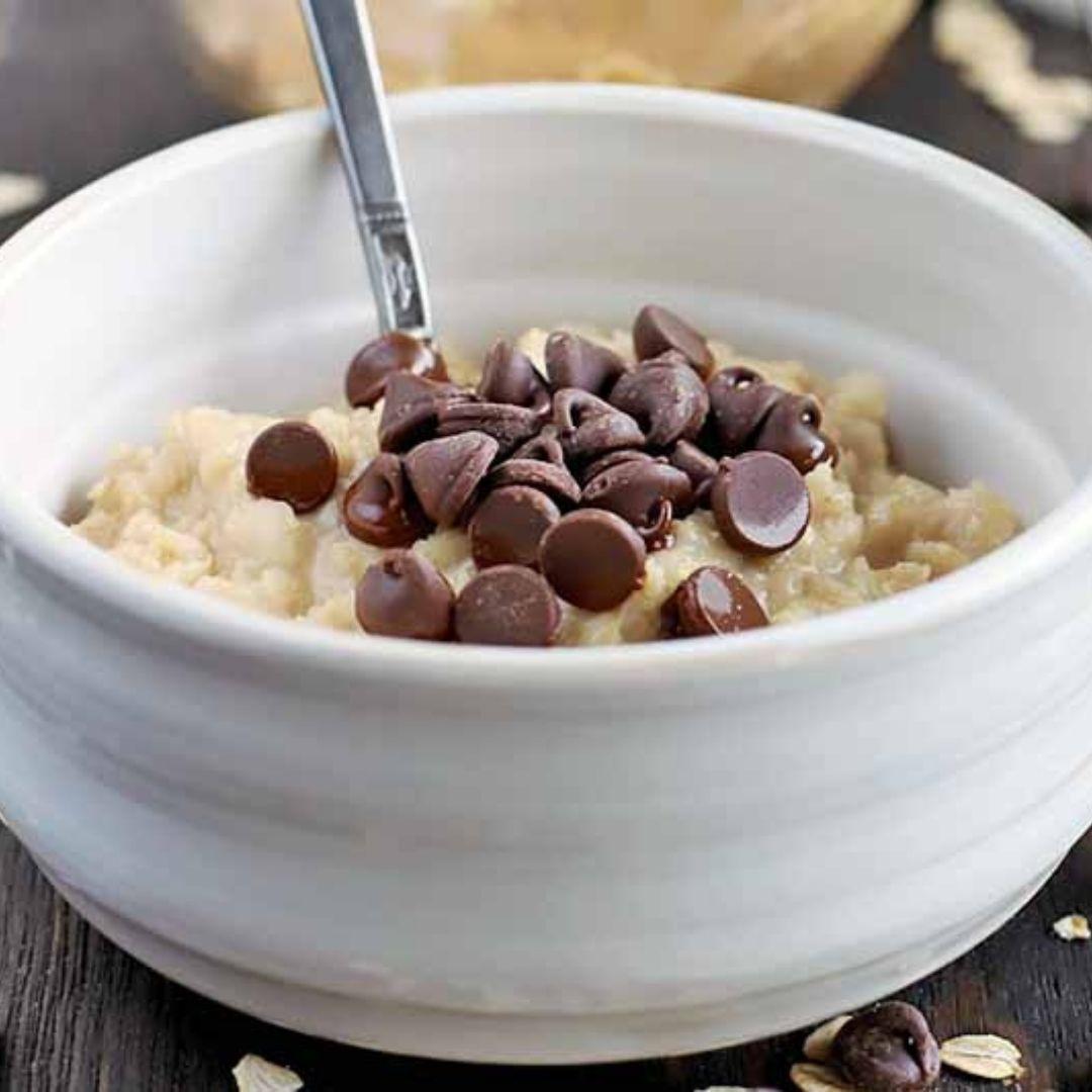Cocoa Peanut Oatmeal