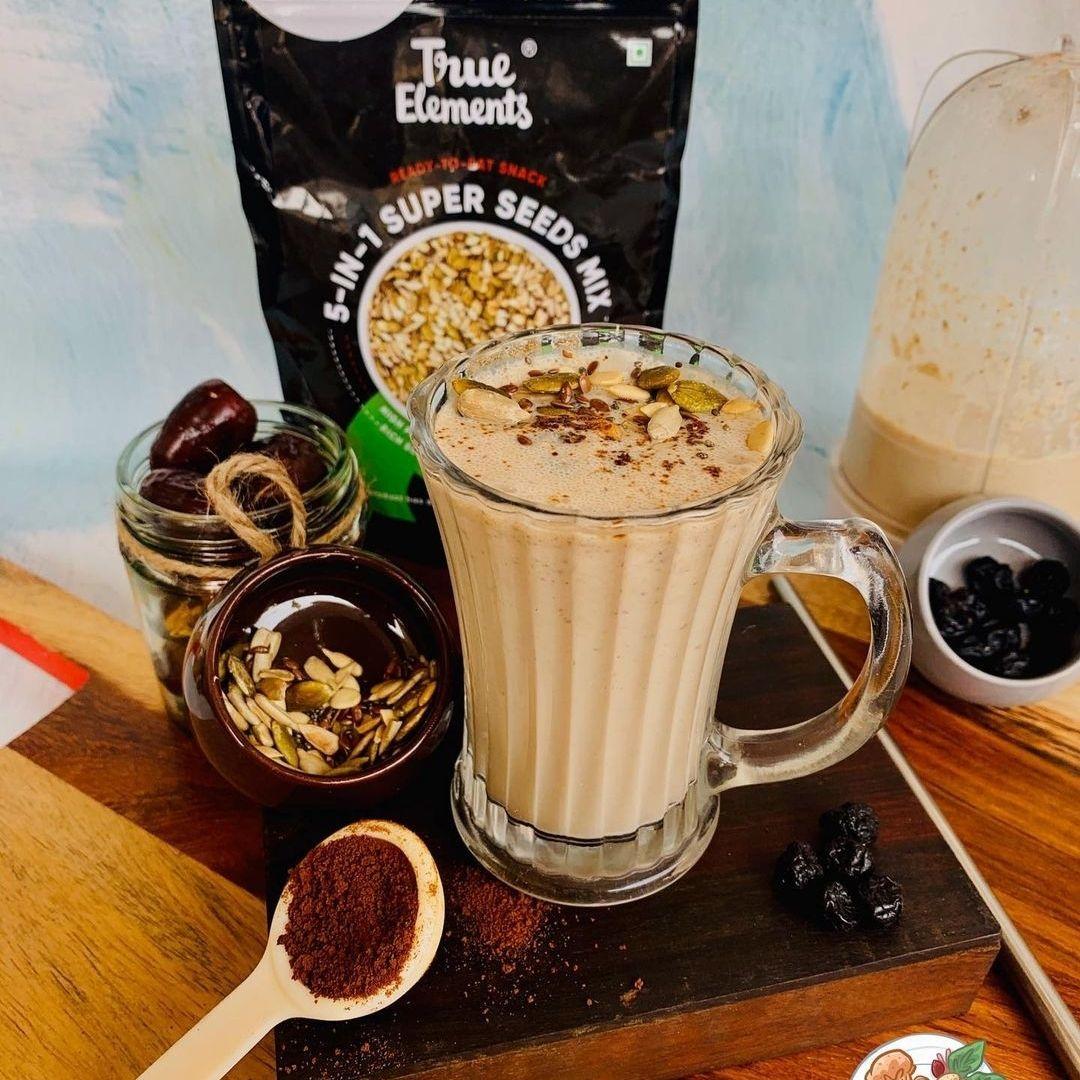Coffee & Dates Smoothie
