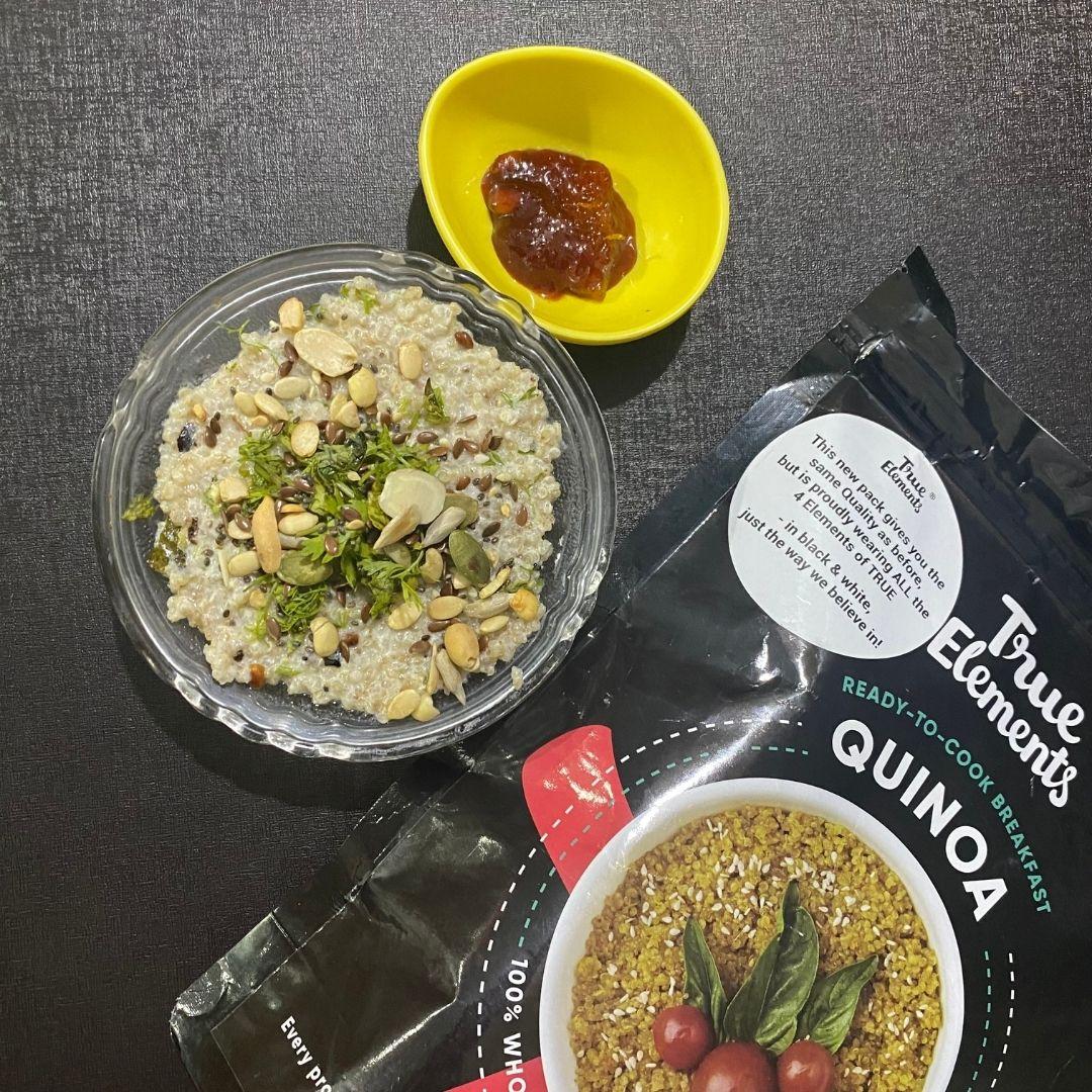 Dahi Quinoa