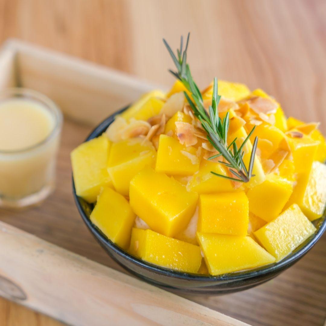 Mango Summer Bowl