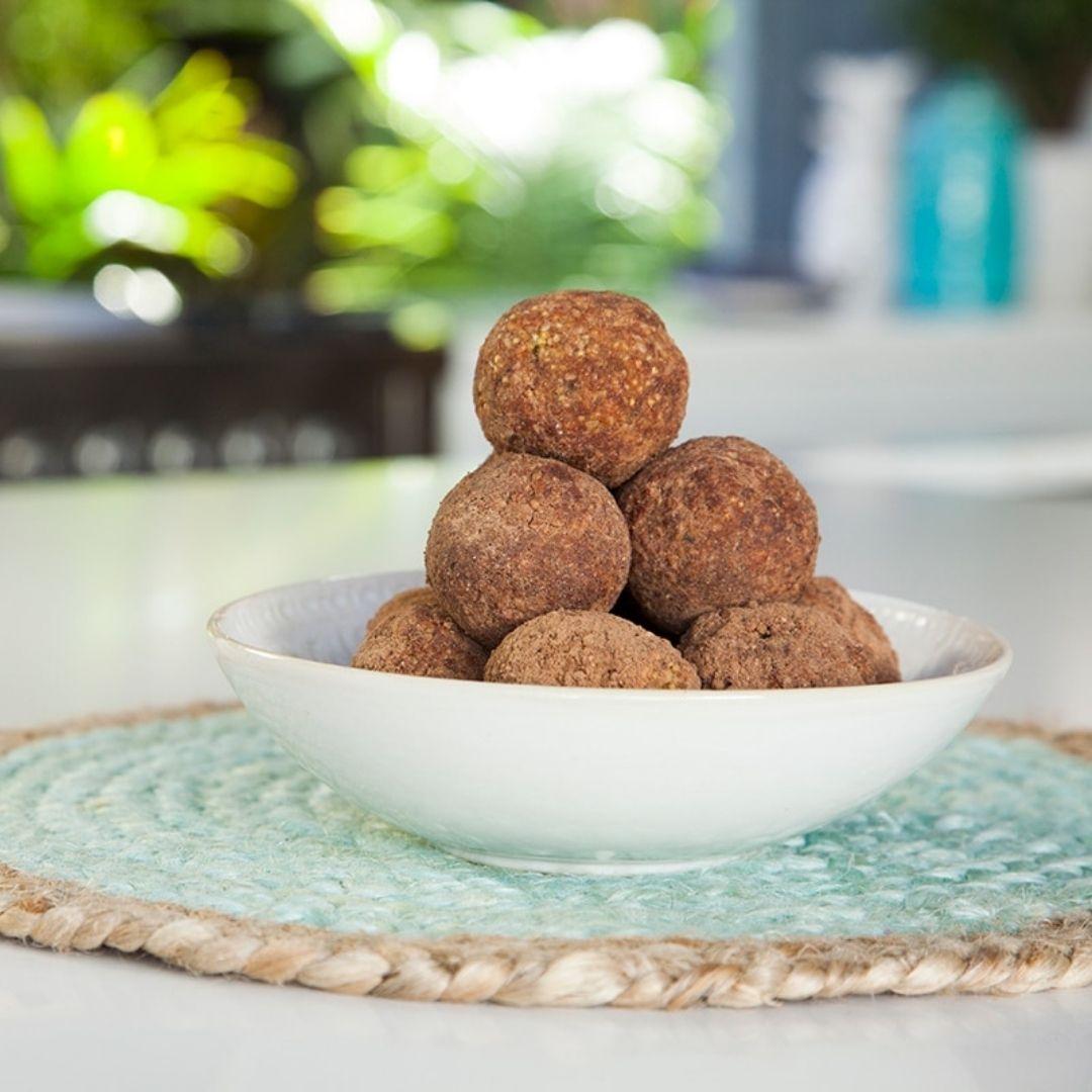 Crispy Millet Upma Balls