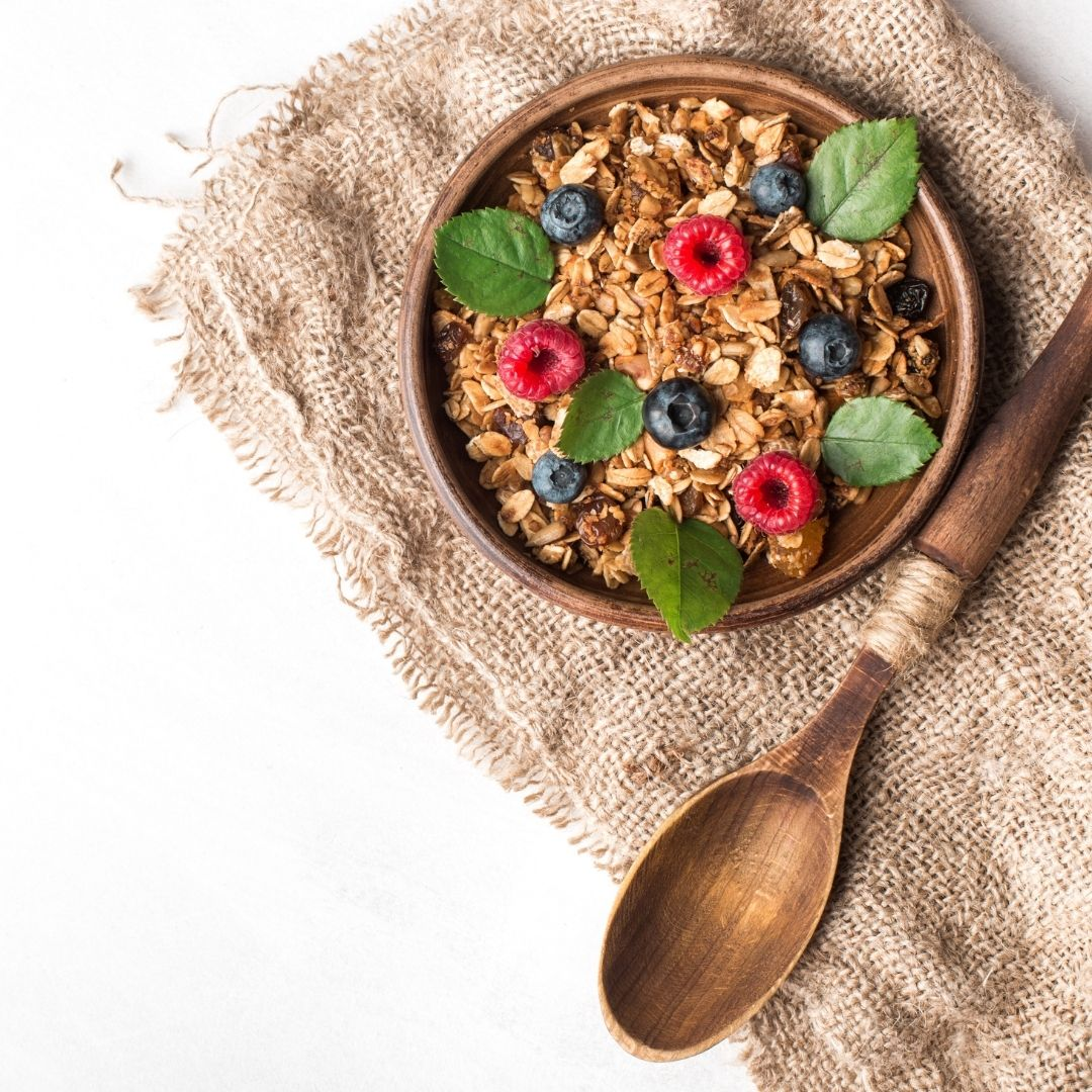 Nuts & Berries Granola