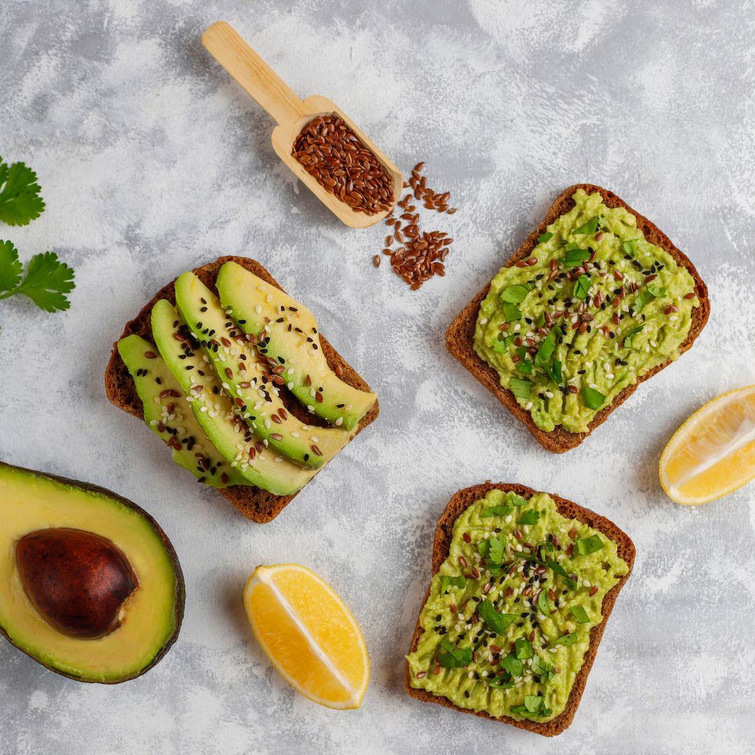 Protein Avocado Toast