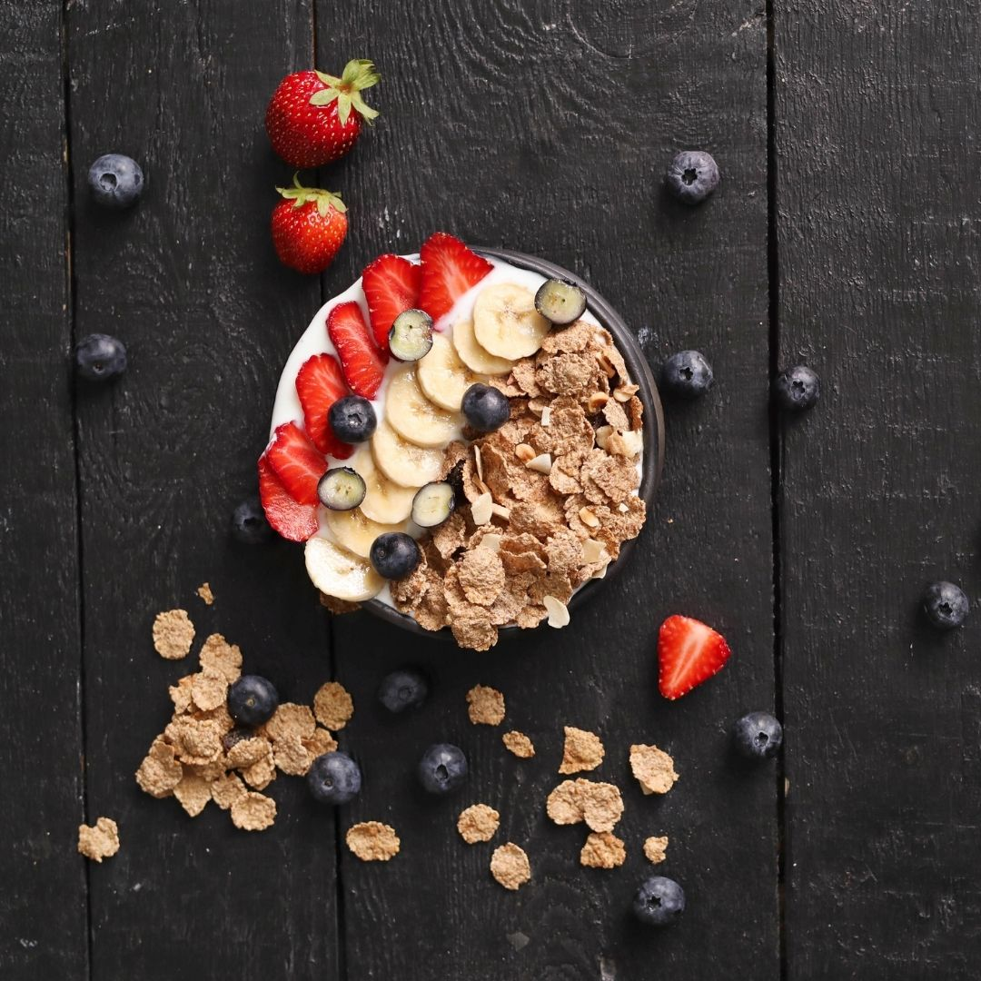 Yoghurt Berry Smoothie