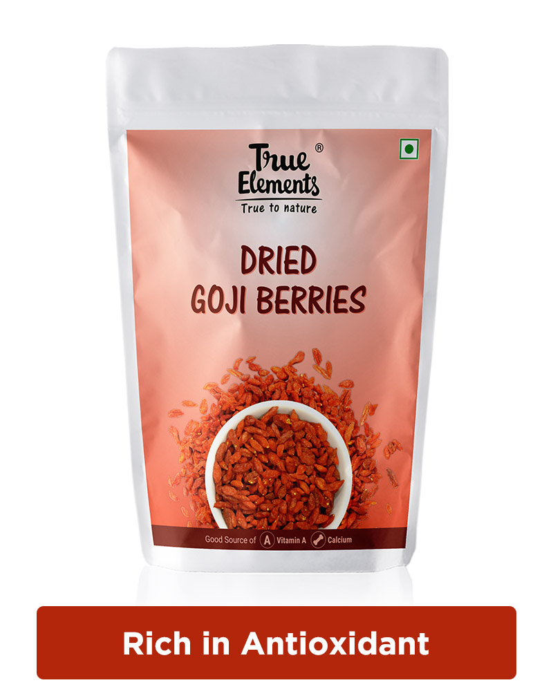 Dried Goji Berries In India Best For Detoxing Your Whole Body