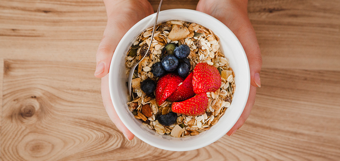 Power Fruit Muesli Recipe
