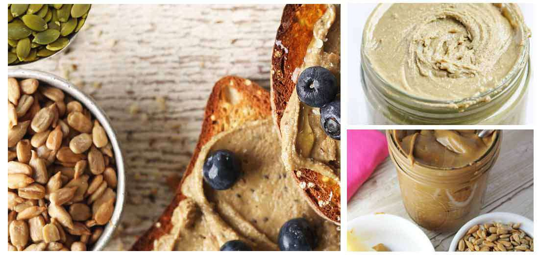 Pumpkin & Sunflower Seed Butter