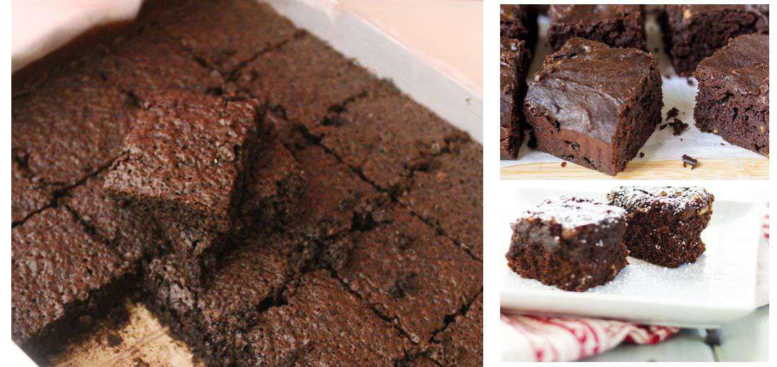 Quinoa Whole Wheat Brownies