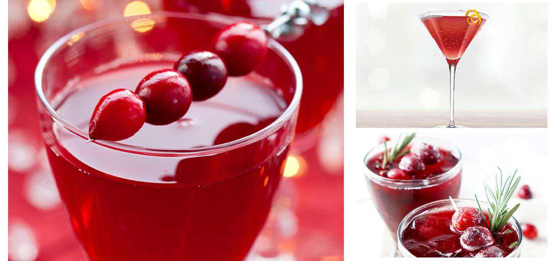 Tangy Cranberry Cooler