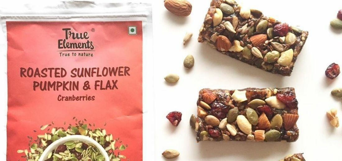 Berries and Seeds Bars