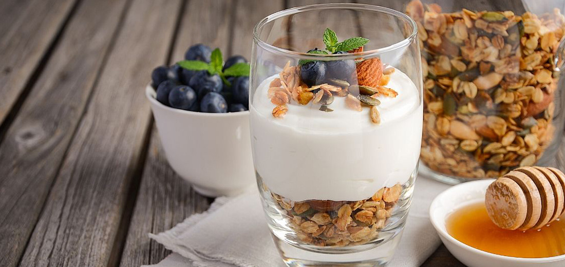 Yogurt & Muesli Delight