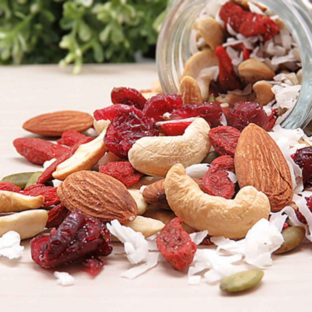 Goji Trail Mix